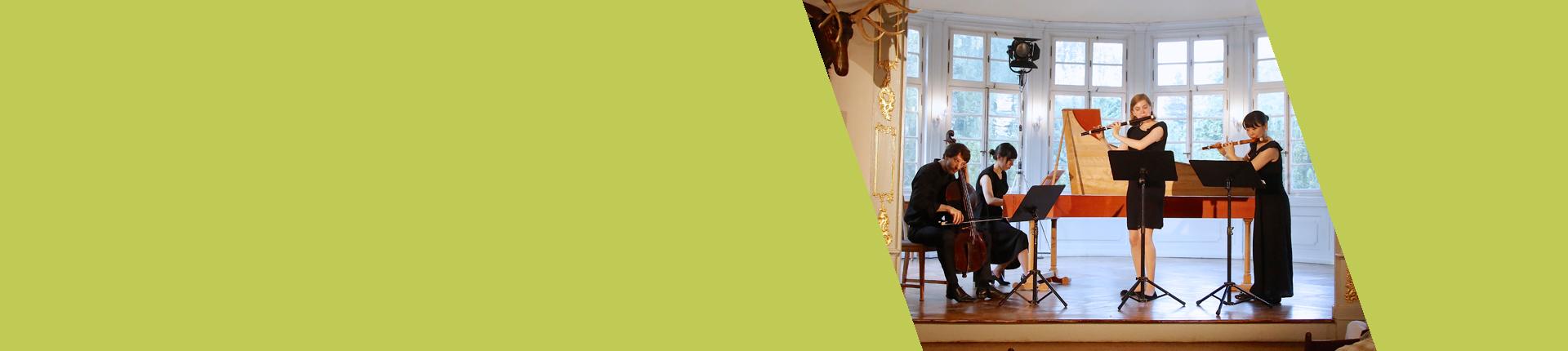 Musik im Schloss