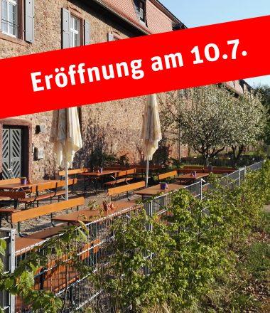 Besuch im Herzlich willkommen im Café Kranich
